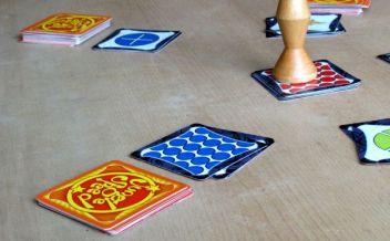 Jungle Speed rozšíření - rozehraná hra