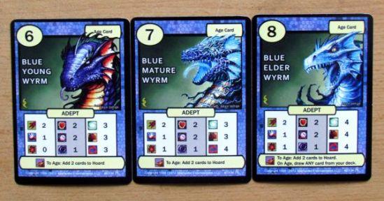 Dragon Clash - karty