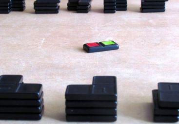 Stratopolis - připravená hra