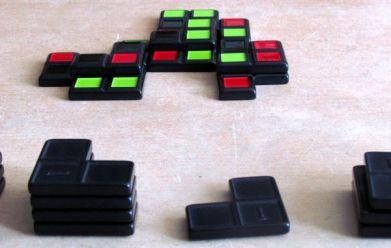 Stratopolis - rozehraná hra