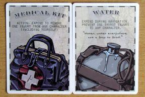 Lifeboat - karty