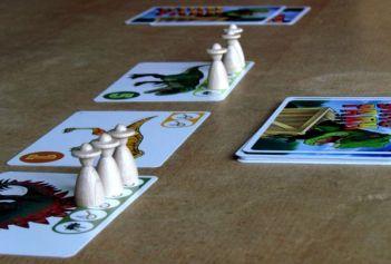Dino Park - rozehraná hra