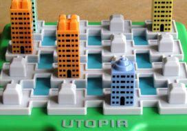 Utopia - připravený hlavolam