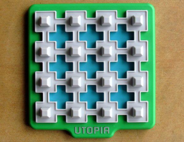 Utopia - herní deska