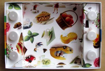 Nosíková - krabice
