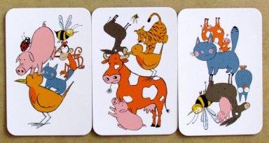 Bataflash - karty