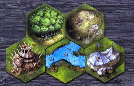 Battlelore: Second Edition - dílky