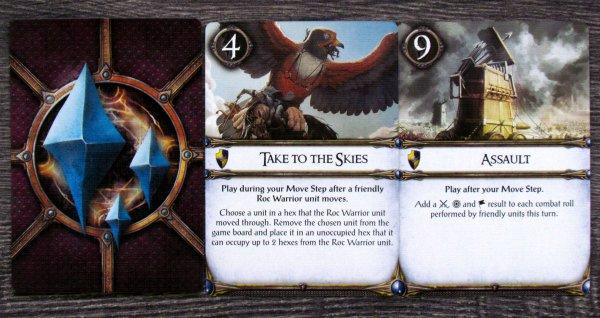 Battlelore: Second Edition - karty
