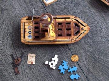 Námořníci z Nordenu - připravená hra