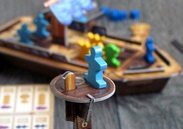 Námořníci z Nordenu - rozehraná hra