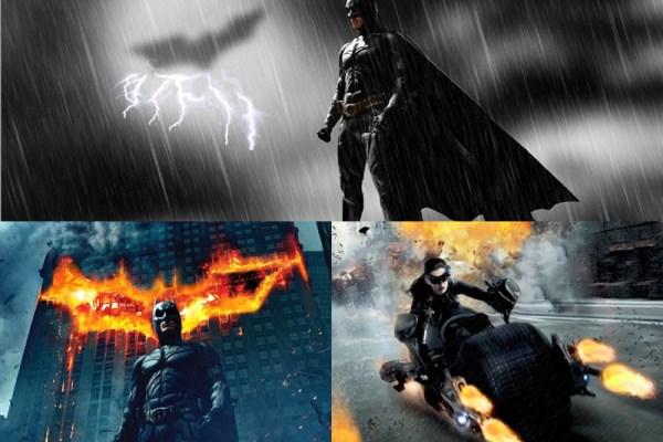 Batman Animated Wallpaper Preview