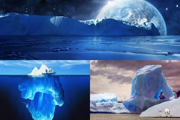 Cold Iceberg Animated Wallpaper Preview