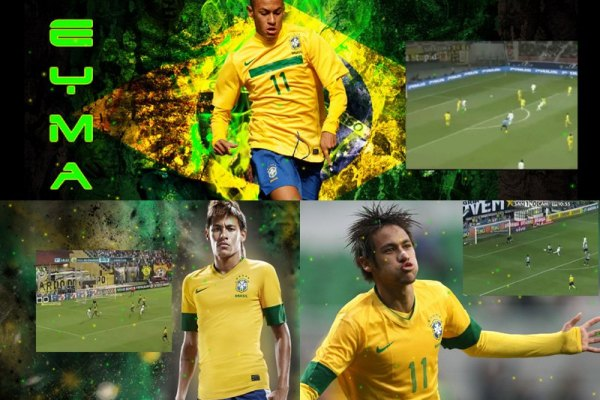 Neymar Animated Wallpaper Preview