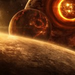 Planet Universe Animated Wallpaper
