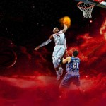 NBA on Fire Animated Wallpaper