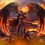 Fallen Angels Animated Wallpaper