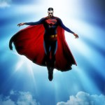 Superman Animated Wallpaper