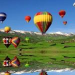 Ballooning Animated Wallpaper
