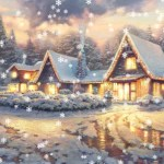 Christmas Eve Animated Wallpaper