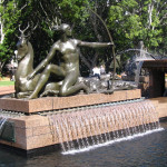 Fountain Animated Wallpaper