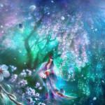 Asian Dreams Animated Wallpaper
