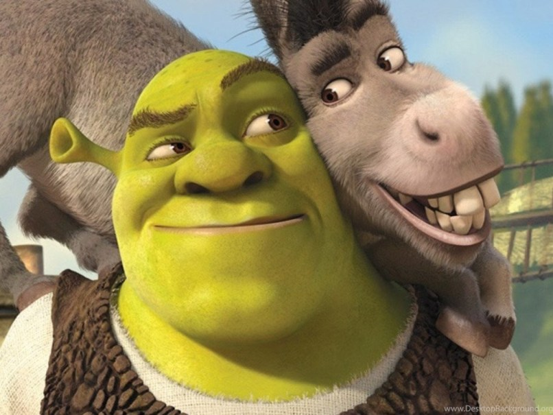 Shrek And Donkey Forever After Wallpapers Iphone 6 Plus