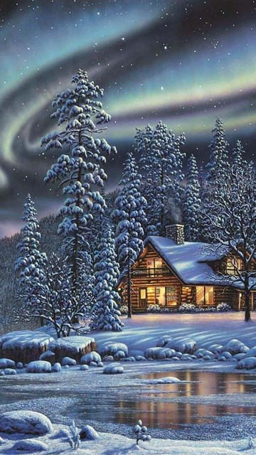 Free winter desktop wallpaper download for android phone ...
