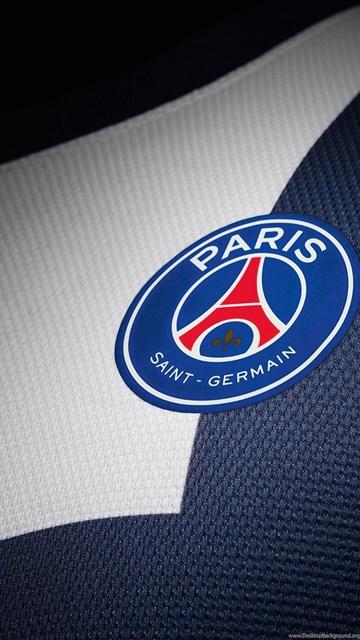 psg fc logo soccer wallpapers hd free