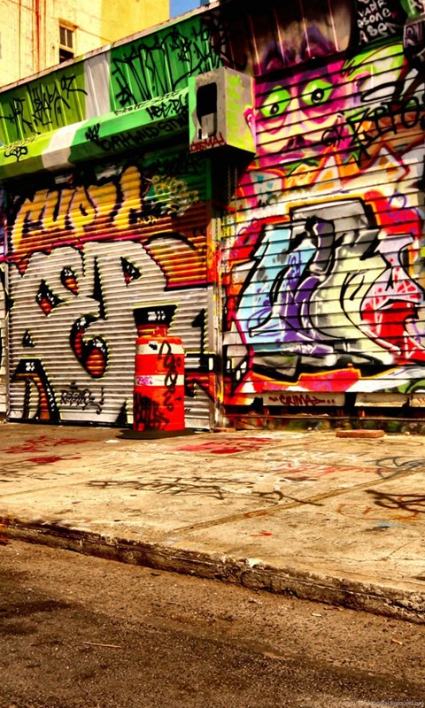 Ultra Hd 4k Graffiti Wallpapers Hd Desktop Backgrounds