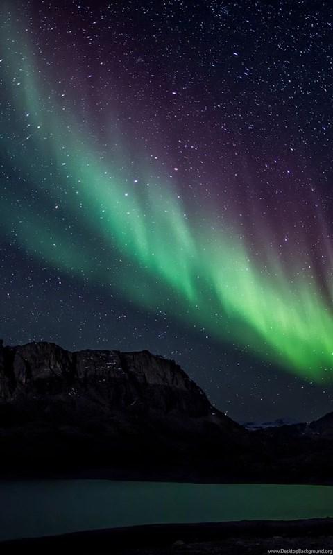 Northern Lights Iphone Wallpaper