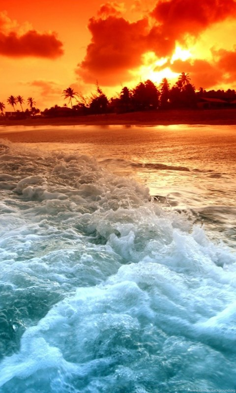 Beach Desktop Nature Hd