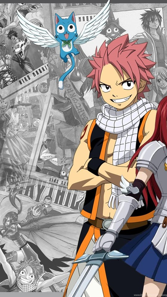 Fairy Tail Wallpaper Hd Android   Siewalls co High Resolution Best Anime Fairy Tail Wallpapers Hd 1 Full Size