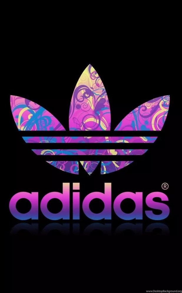 Adidas Logo Wallpapers Hd Backgrounds Mobile Iphone 6s