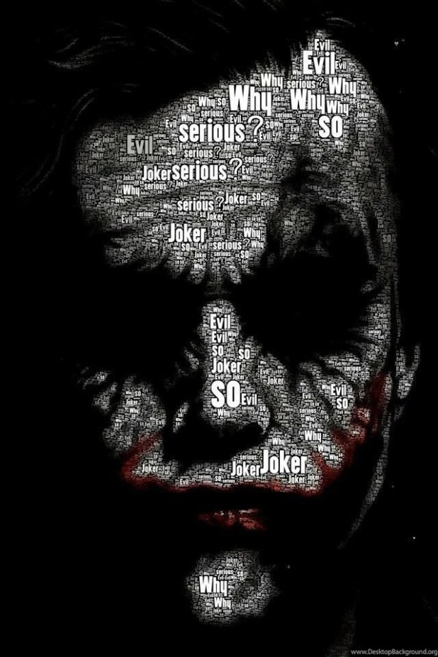 All S Joker Iphone 4 Wallpapers And 4s