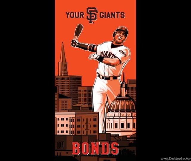 Barry Bonds San Francisco Giants Wallpapers  Fanpop