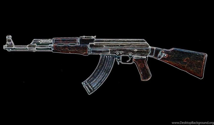 Goeblacibex Ak 47 Wallpapers Desktop Background