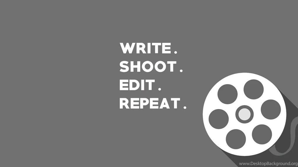 The Perfect Filmmaker Wallpaper 1920x1080 Filmmakers