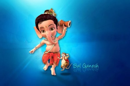 Bal Ganesha HD Wallpapers Download Desktop Background