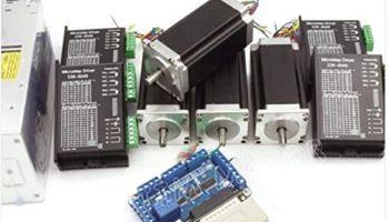 SainSmart 4-Axis Desktop Robotic Arm, Assembled for Arduino