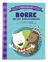 Image result for Borre en het stekelvarken - Jeroen Aalbers
