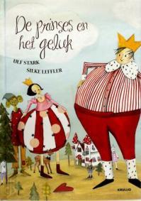 Image result for De prinses en het geluk - Ulf Stark & Silke Leffler