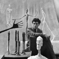 """Lettre d'Alberto Giacometti à Pierre Matisse : """"Cela m'amena à vouloir faire des figures plus grandes, mais alors, à ma surprise, elles n'étaient ressemblantes que longues et minces."""""""