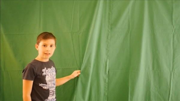 Comment utiliser un fond vert ? Tuto vidéo pour faire des ...