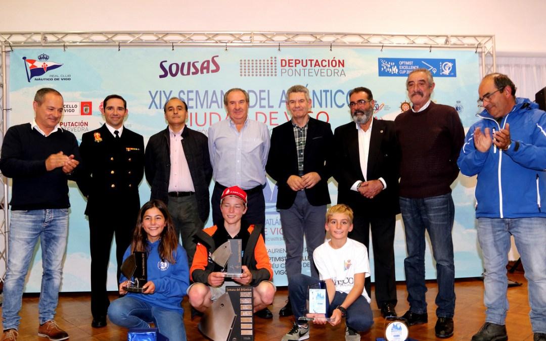 Jaime Ayarza conquista el Meeting Internacional Cidade de Vigo y el belga Kwinten Borghijs se hace con el trofeo de la Semana del Atlántico