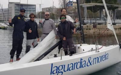 Laguardia & Moreira gana la Winter Series Bosch 2018 – 2019