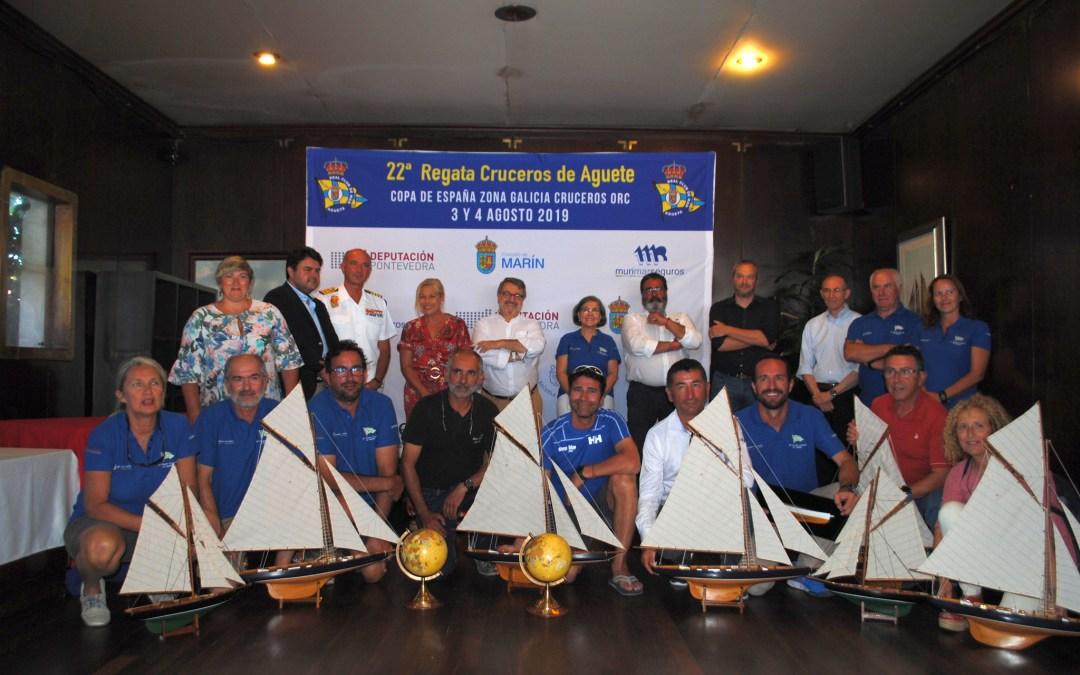 Condiciones inmejorables en la jornada final de la 22º Regata de cruceros de Aguete