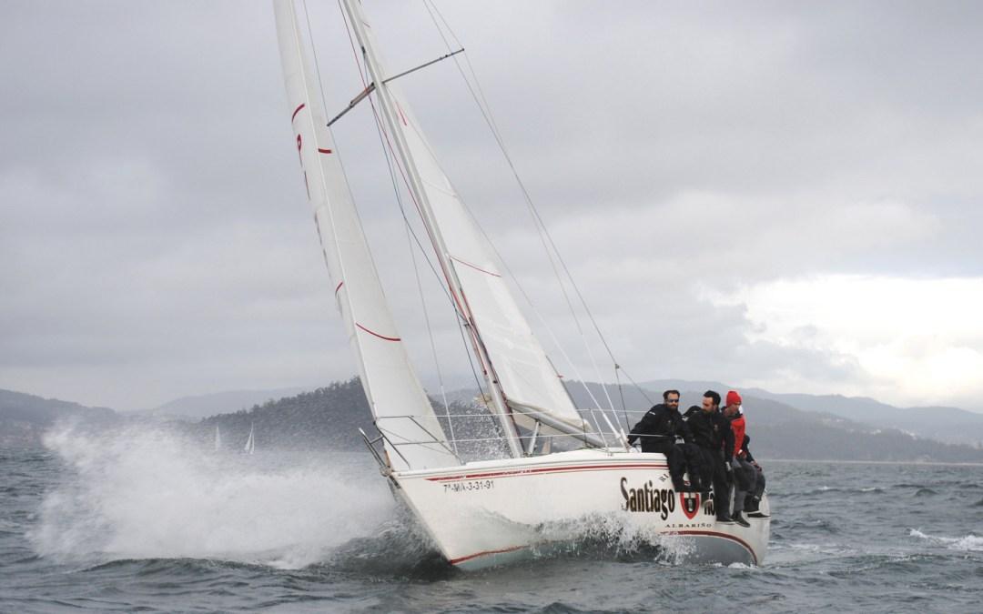 Meigas Fora, Orión, Santiago Roma Rías Baixas y Cassandra, vencedores finales del Trofeo de Navidad de cruceros en Aguete