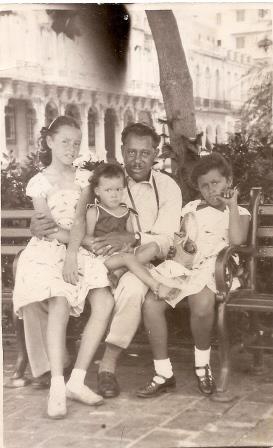 CC Paseo del Prado-Julio 1955-BR