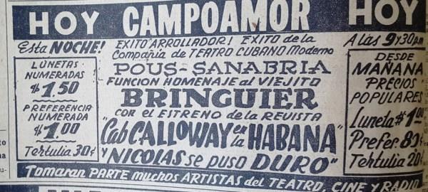 Obra teatral CAB CALLOWAY EN LA HABANA-4-BR