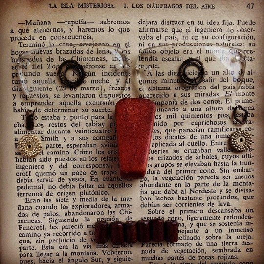 Lentes/Composición: Galatea Xalli